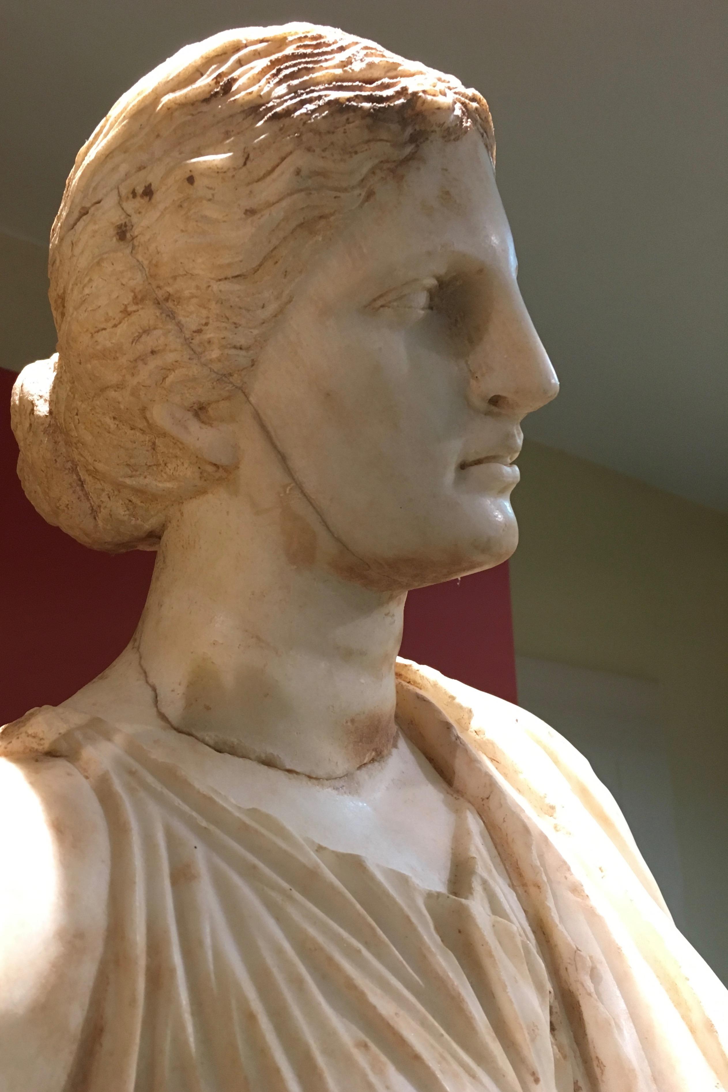 f - frisuren - kleines römisches lexikon